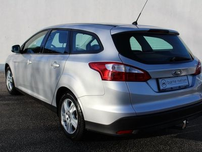 brugt Ford Focus 1,6 TDCi 95 Edition st.car