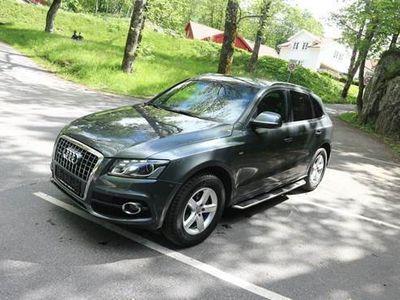 brugt Audi Q5 Quattro Sline 2.0tdi 2,0