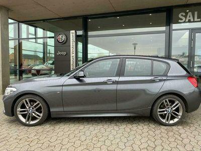 brugt BMW 118 d 2,0 D M-Sport 150HK 5d 6g
