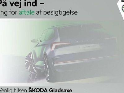 brugt Skoda Fabia 1,0 TSi 110 Ambition Combi DSG