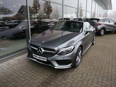 gebraucht Mercedes C400 3,0 Cabriolet AMG Line aut. 4-M