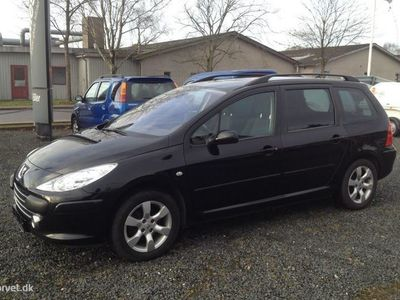 brugt Peugeot 307 1,6 HDI Complete 110HK Stc