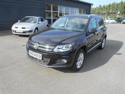 brugt VW Tiguan 1,4 TSI Sport & Style 4Motion 160HK 5d 6g