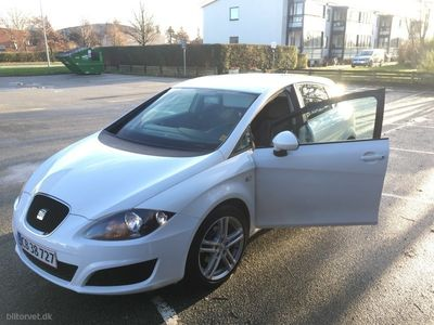 used Seat Leon 1,6 Stylance 102HK 5d