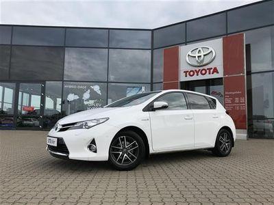 gebraucht Toyota Auris Hybrid 1,8 VVT-I Premium E-CVT 136HK 5d Aut.