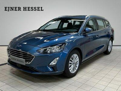 brugt Ford Focus 1,5 EcoBoost Titanium 150HK Stc 8g Aut.