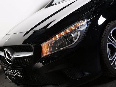 brugt Mercedes CLA200 Shooting Brake CDi aut.
