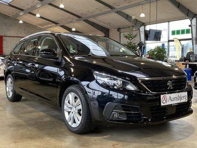brugt Peugeot 308 SW 1,5 BlueHDi Prestige EAT8 130HK Stc 8g Aut.