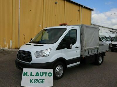 brugt Ford Transit 350 L2 Chassis 2,2 TDCi 155 Trend H1 RWD
