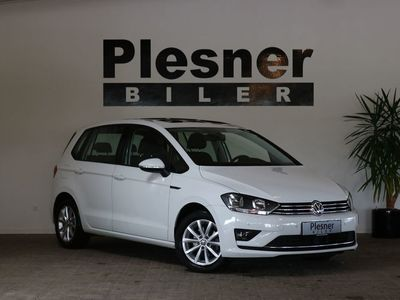 begagnad VW Golf Sportsvan 1,6 TDi 110 Highline DSG BMT