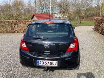brugt Opel Corsa 1.4 100 HK Cosmo