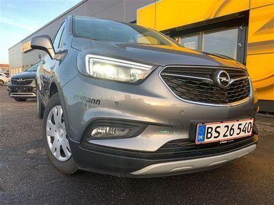 käytetty Opel Mokka X 1,4 Turbo Innovation 140HK 5d 6g Aut.