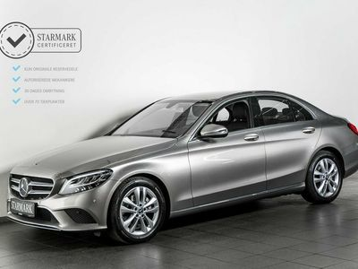 used Mercedes C220 d 2,0 Avantgarde aut.