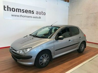 brugt Peugeot 206 1,4 HDi Edition