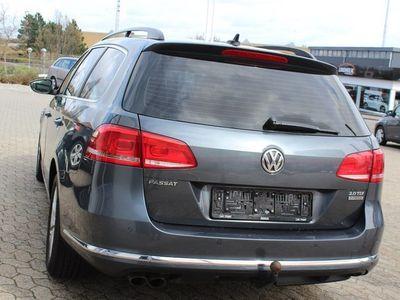 brugt VW Passat 2,0 TDi 140 Comfortl. Vari. DSG BM