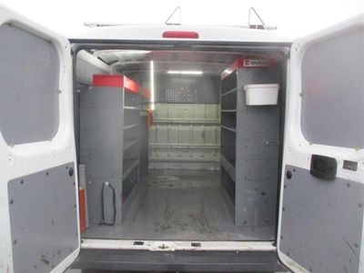 brugt Peugeot Boxer 330 L2H1 2,2 HDI 130HK Van 6g 2015
