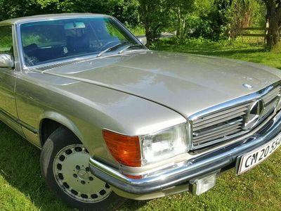 brugt Mercedes 280 SLC Klasse (C107)SLC