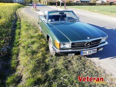 brugt Mercedes SL350 Mercedes-Benz SL350
