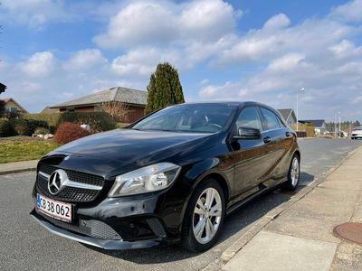 brugt Mercedes A180 d 7G-DCT