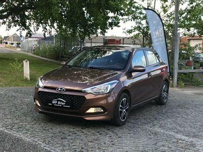 brugt Hyundai i20 1,1 CRDi 75 Active+