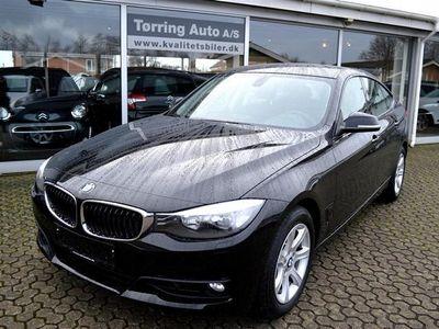 brugt BMW 318 Gran Turismo d 2,0 D 143HK 5d 6g