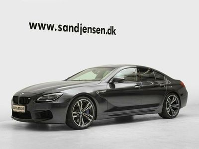 used BMW M6 4,4 Gran Coupé aut.