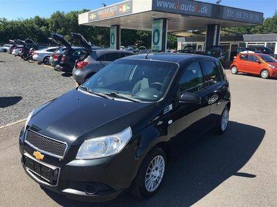 brugt Chevrolet Aveo 1,2 16V Lux 84HK 5d