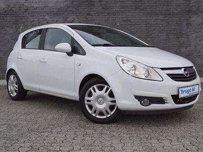 brugt Opel Corsa 1,4 Twinport Edition 111 100HK 5d