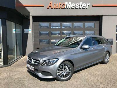 brugt Mercedes C250 2,2 BlueTEC Avantgarde stc. aut.
