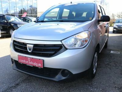used Dacia Lodgy 1,5 dCi 90 Ambiance 7prs