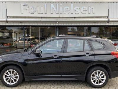brugt BMW X1 18i 1,5 sDrive18i aut Advantage 140HK 5d
