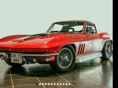 brugt Chevrolet Corvette Stingray CorvetteC2