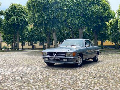brugt Mercedes 350 SLC Klasse (C107)SLC
