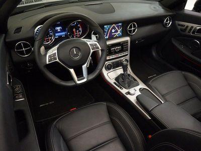 brugt Mercedes SLK55 AMG 5,5 AMG aut., 2d