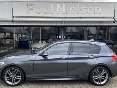brugt BMW 118 i 1,5 M-Sport Steptronic 136HK 5d 8g Aut.