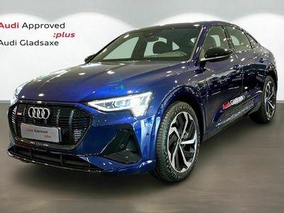 brugt Audi E-Tron - 50 S-line Prestige Sportback quattro