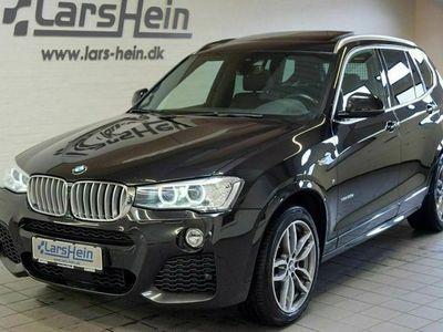 brugt BMW X3 3,0 xDrive30d aut. Van