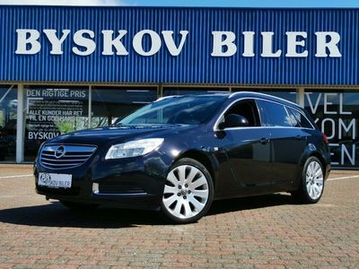 brugt Opel Insignia 1,6 T 180 Edition ST