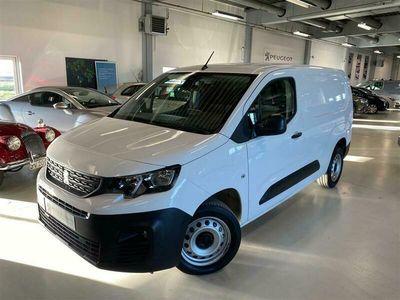 brugt Peugeot Partner L2 V2 1,5 BlueHDi Plus 100HK Van