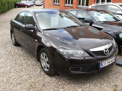 second-hand Mazda 6 2,0 Touring 147HK 6g