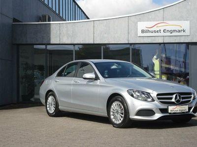 brugt Mercedes C200 1,6 BlueTEC