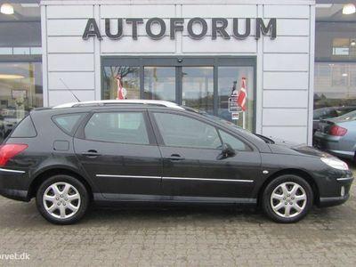 brugt Peugeot 407 SW 2,0 Performance 140HK Stc