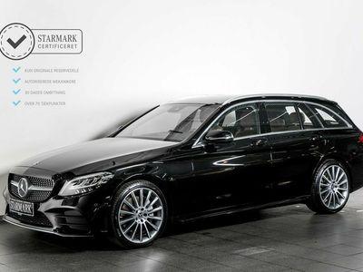 brugt Mercedes C300 d 2,0 AMG Line stc. aut.