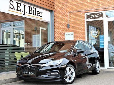 brugt Opel Astra 6 CDTI Innovation 136HK 5d 6g Aut. A