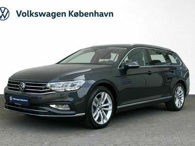 brugt VW Passat 1,5 TSi 150 Elegance+ Pro Variant DSG