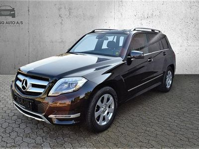 second-hand Mercedes GLK220 2,1 Bluetec 4-Matic 170HK 5d 7g Aut.