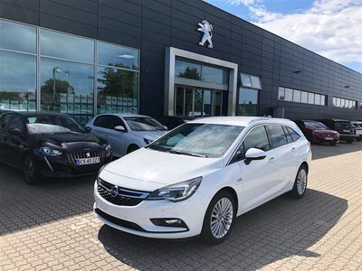brugt Opel Astra Sports Tourer 1,6 CDTI Innovation 136HK Stc 6g
