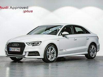brugt Audi A3 30 TDi Sport Limited S-tr.