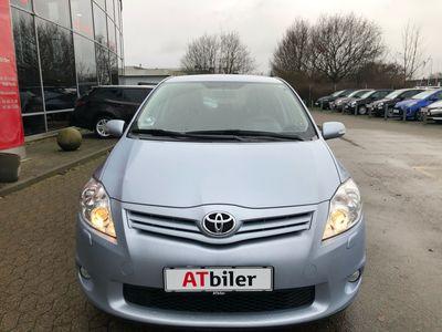 brugt Toyota Auris 1,6 VVT-I T2 a/c 132HK 5d C
