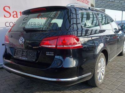 brugt VW Passat Variant 2,0 blueMotion TDI Comfortline 170HK Stc 6g